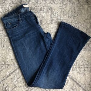 """Mother Jeans """"The Runway Double Take"""""""
